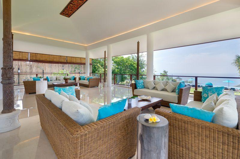 Pandawa Cliff Estate Villa Rose Indoor Living Area | Ungasan, Bali