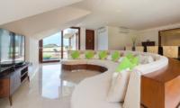 Pandawa Cliff Estate Villa Rose TV Room | Ungasan, Bali