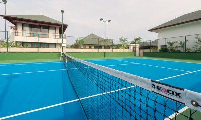 Pandawa Cliff Estate Villa Rose Tennis Court | Ungasan, Bali