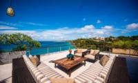 The Luxe Bali Outdoor Seating | Uluwatu, Bali