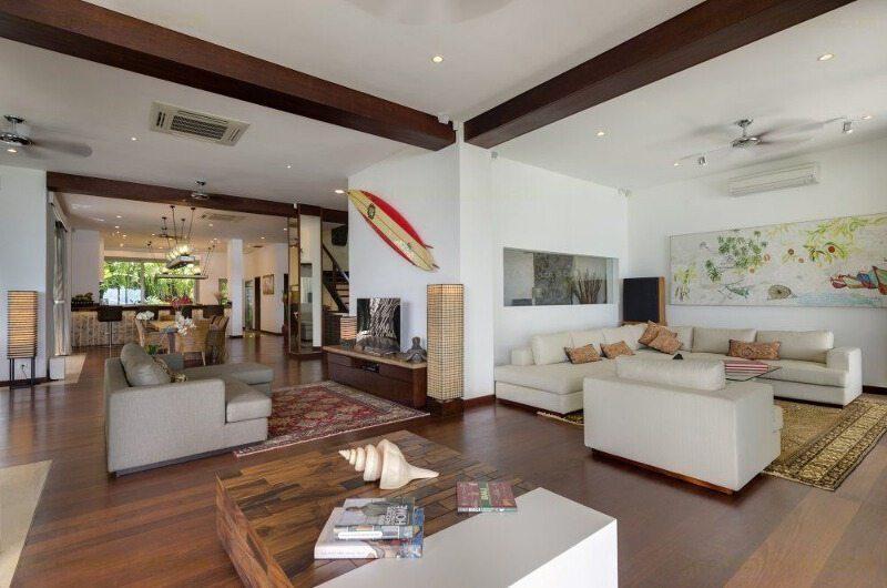 The Luxe Bali Living Area | Uluwatu, Bali