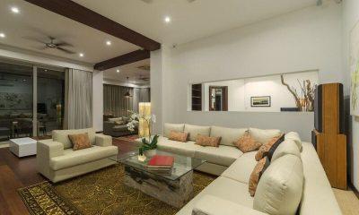 The Luxe Bali Living Room | Uluwatu, Bali