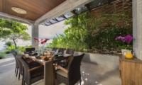 The Luxe Bali Outdoor Dining | Uluwatu, Bali