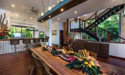 The Luxe Bali Dining Room | Uluwatu, Bali