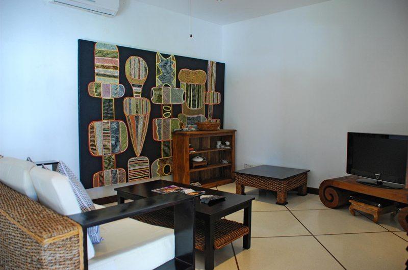 Villa Cinta Lounge Room I Seminyak, Bali