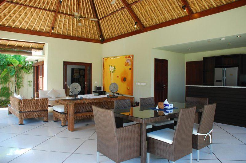Villa Cinta Open Plan Dining Area I Seminyak, Bali