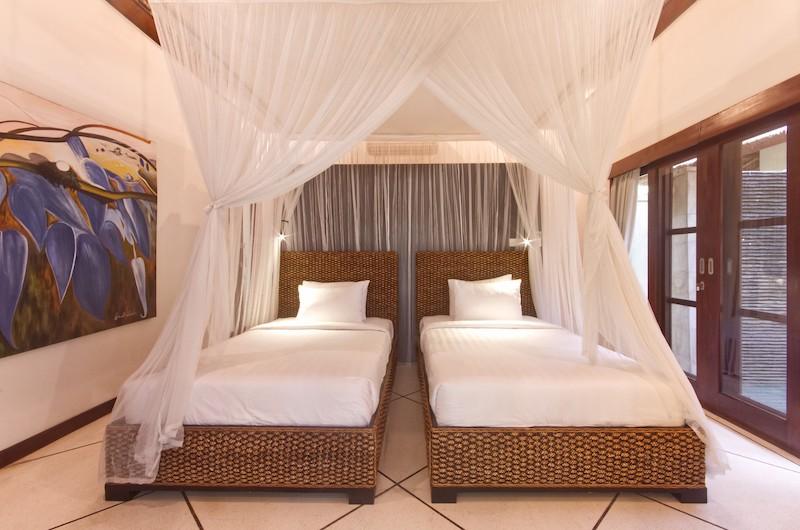 Villa Cinta Single Beds | Seminyak, Bali