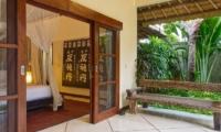 Villa Cinta Bedroom Two with Seating | Seminyak, Bali