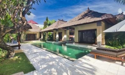 Villa Cinta Swimming Pool Area | Seminyak, Bali