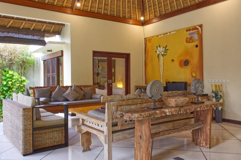 Villa Cinta Seating Area | Seminyak, Bali