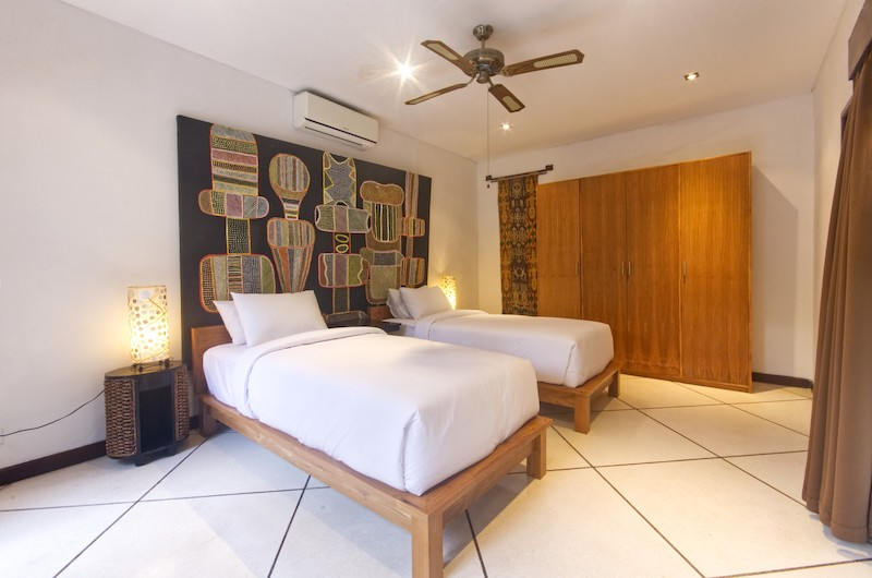 Villa Cinta Bedroom One Area | Seminyak, Bali
