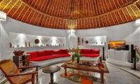 Villa Damai Kecil Living Room   Seminyak, Bali