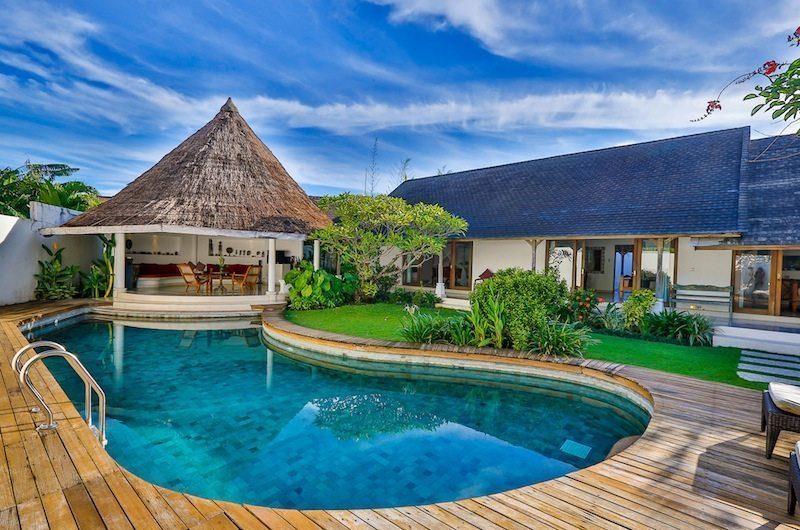 Villa Damai Kecil Swimming Pool   Seminyak, Bali