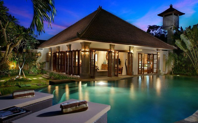 Villa Halva Swimming Pool | Seminyak, Bali