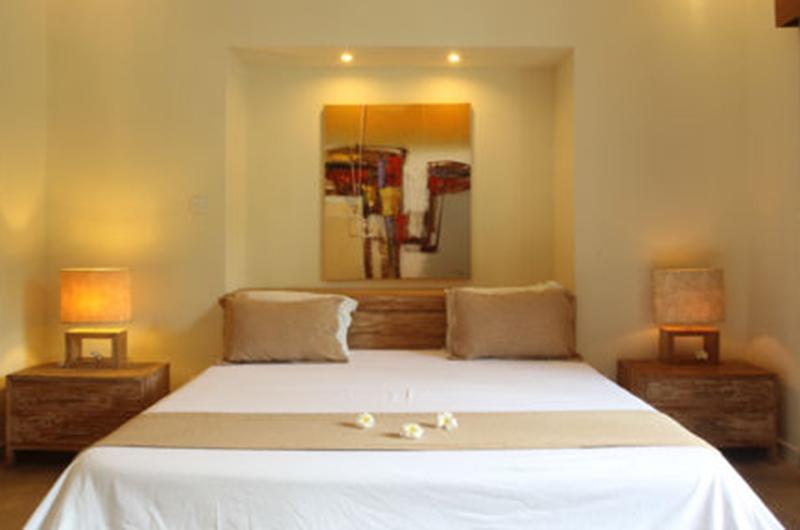 Villa Lea Bedroom with Lamps | Umalas, Bali