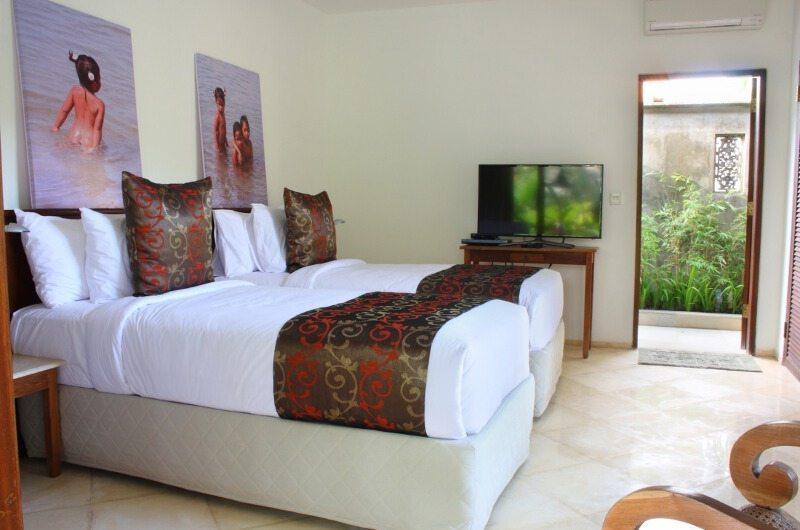Vitari Villa Twin Bedroom | Seminyak, Bali