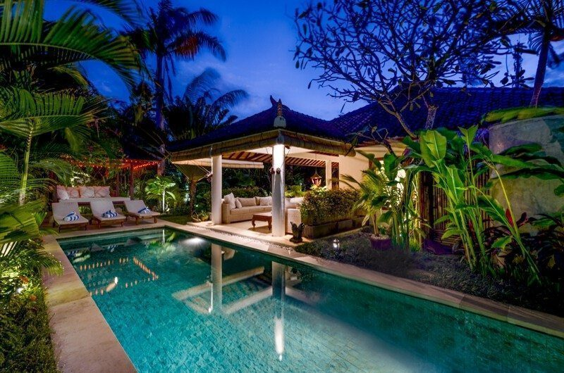 Vitari Villa Swimming Pool | Seminyak, Bali