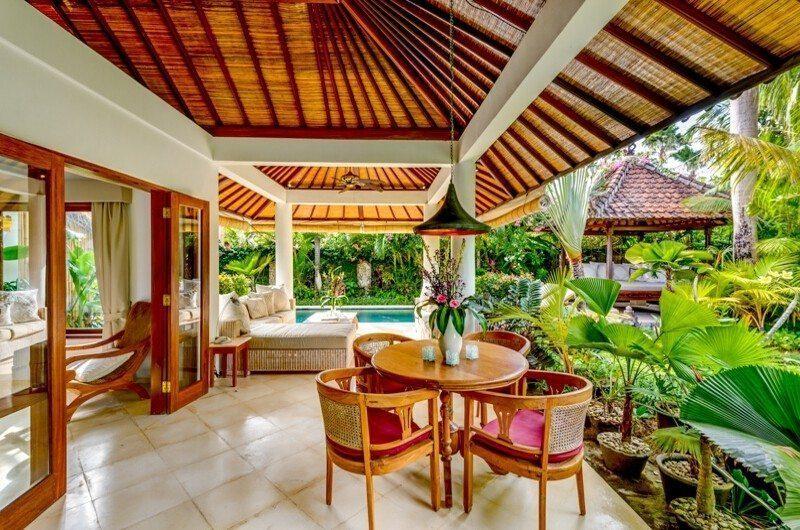 Vitari Villa Outdoor Dining | Seminyak, Bali