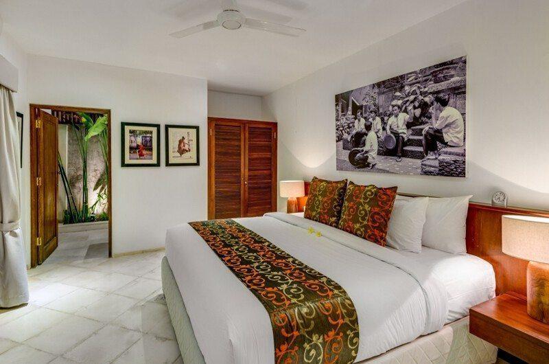 Vitari Villa Bedroom One | Seminyak, Bali