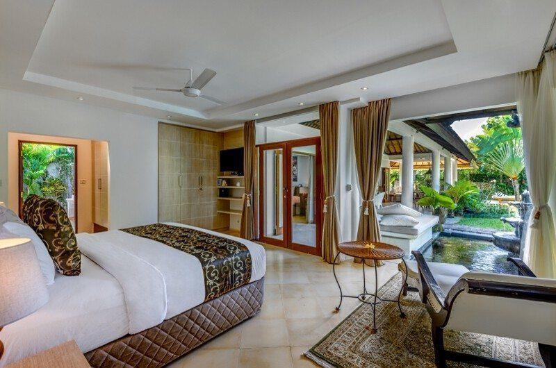 Vitari Villa Master Bedroom | Seminyak, Bali