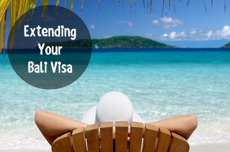 Extending a Visa in Bali