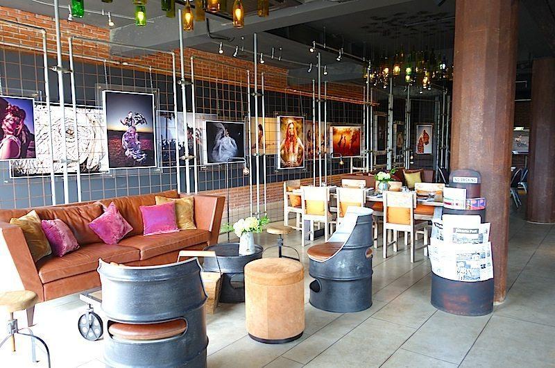 Townhouse Seminyak Restaurant