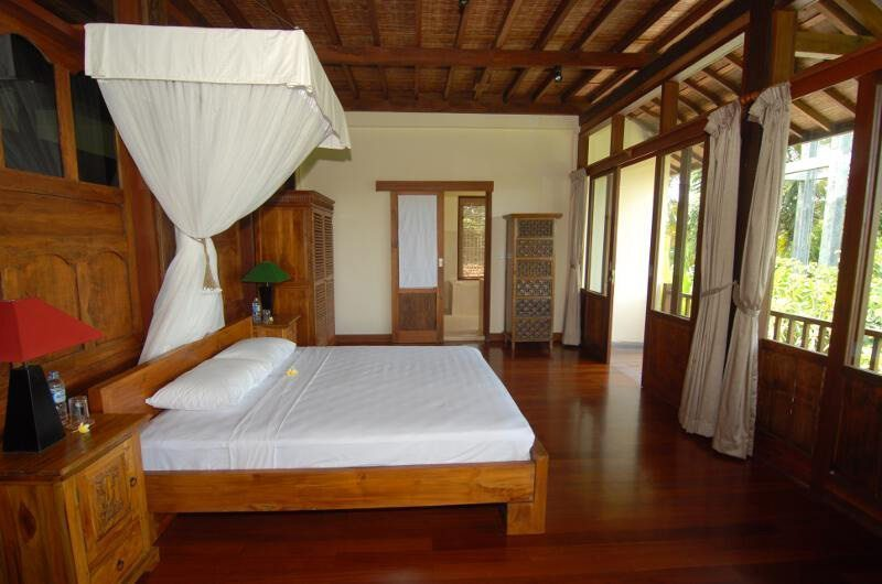 Atas Awan Villa Master Bedroom | Ubud, Bali