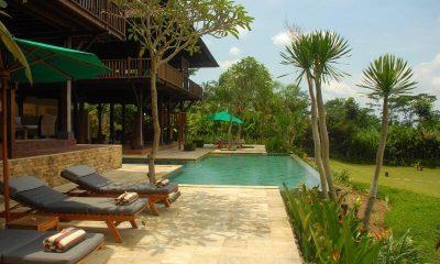 Atas Awan Villa Sun Deck | Ubud, Bali