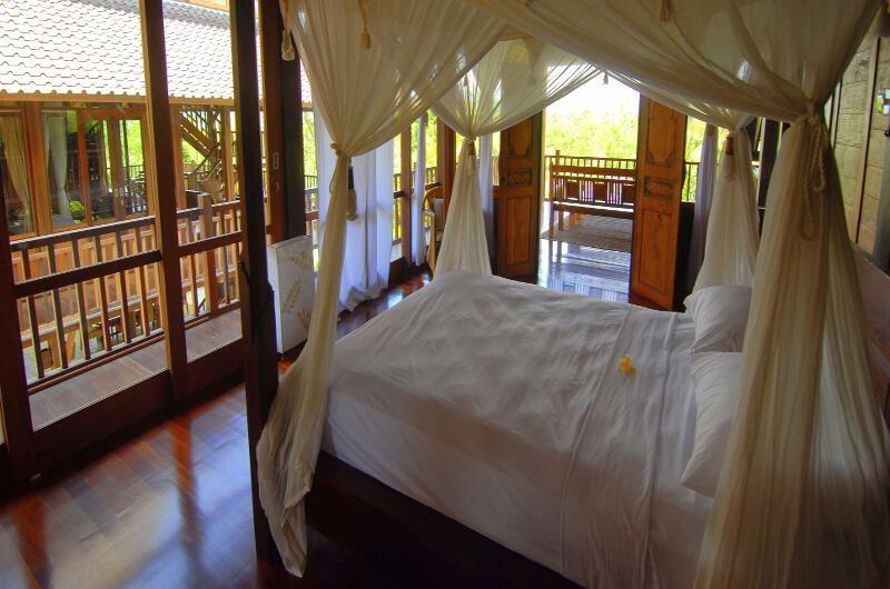 Atas Awan Villa Guest bedroom | Ubud, Bali