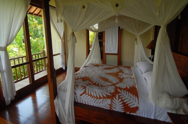 Atas Awan Villa Bedroom | Ubud, Bali