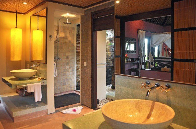 Awan Biru Villa Bathroom | Ubud, Bali