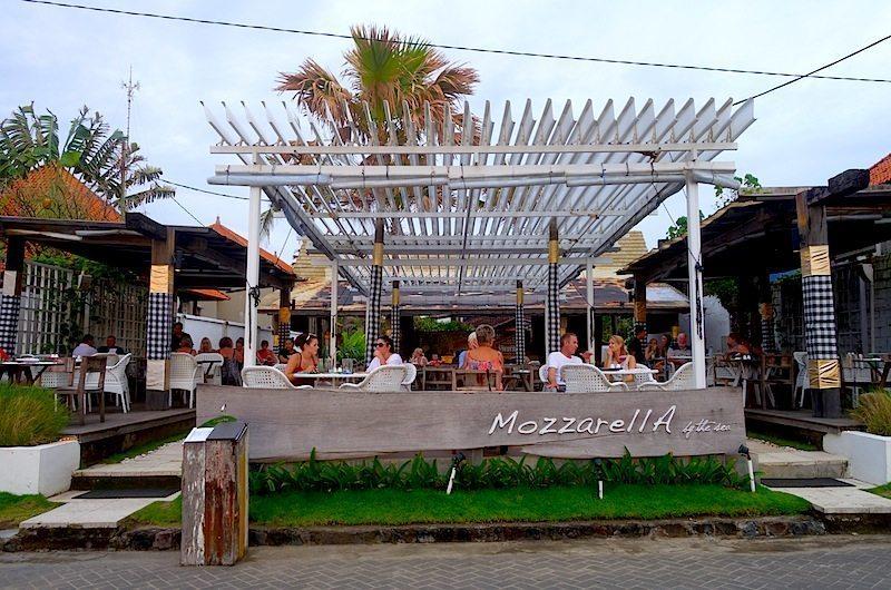 Popular Legian Restaurants