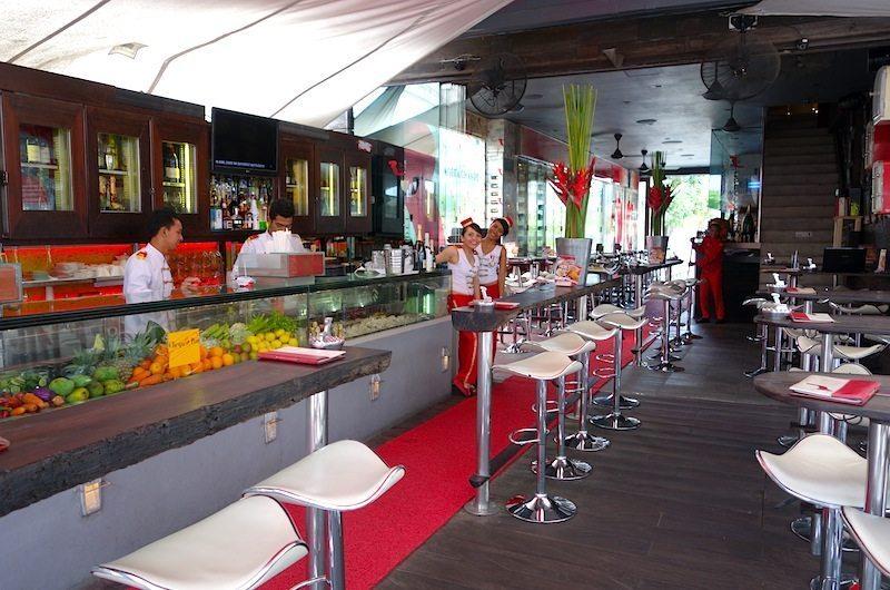 Bali Red Carpet Restaurant Seminyak