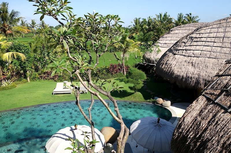 Relax in Ubud at Villa Omah Padi