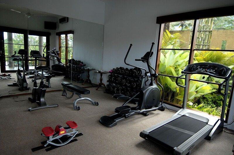 Villa Bayad Gym | Ubud, Bali