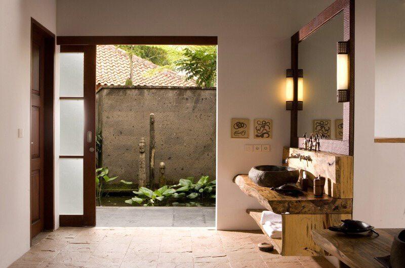 Villa Bayad Bathroom | Ubud, Bali