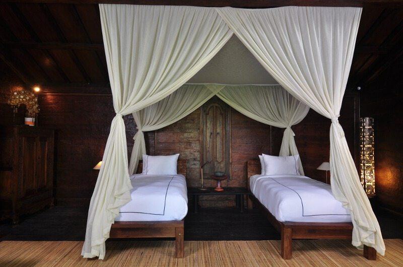Villa Bodhi Twin Bedroom   Ubud, Bali