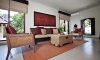 Villa Cemadik Living Room | Ubud, Bali