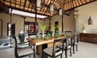 Villa Cemadik Dining Area | Ubud, Bali