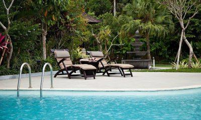 Villa Cemadik Pool Deck | Ubud, Bali
