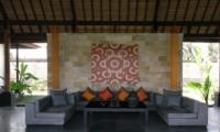 Villa Rumah Lotus Living Area | Ubud, Bali
