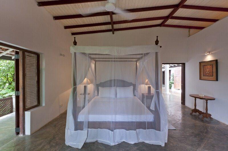 Pooja Kanda Bedroom | Koggala, Sri Lanka