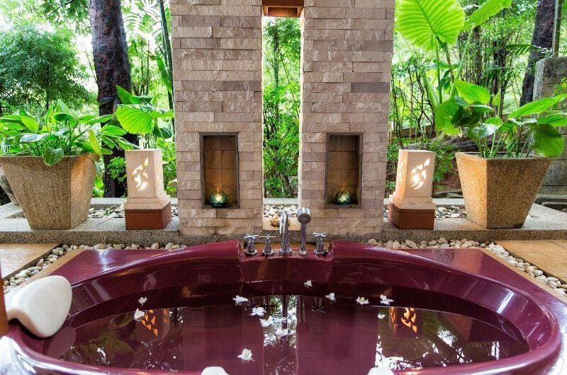 Baan Surin Sawan Bathroom | Phuket, Thailand