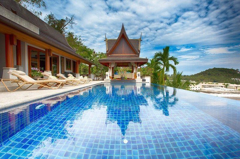 Baan Surin Sawan Swimming Pool | Phuket, Thailand