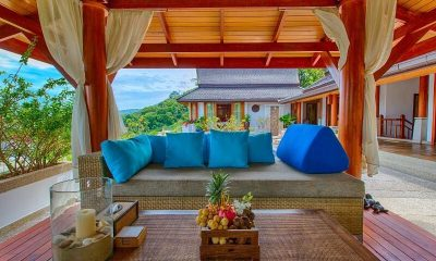 Baan Surin Sawan Outdoor Seating Area | Phuket, Thailand