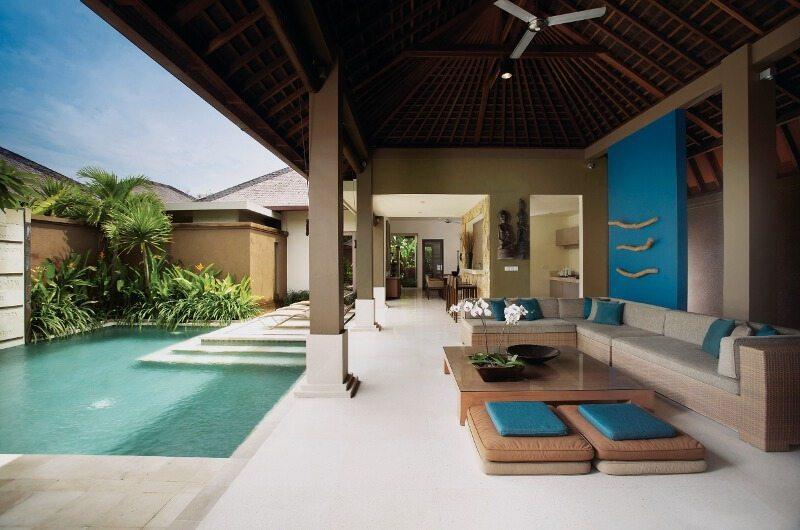 Ahimsa Beach Living Area   Jimbaran, Bali
