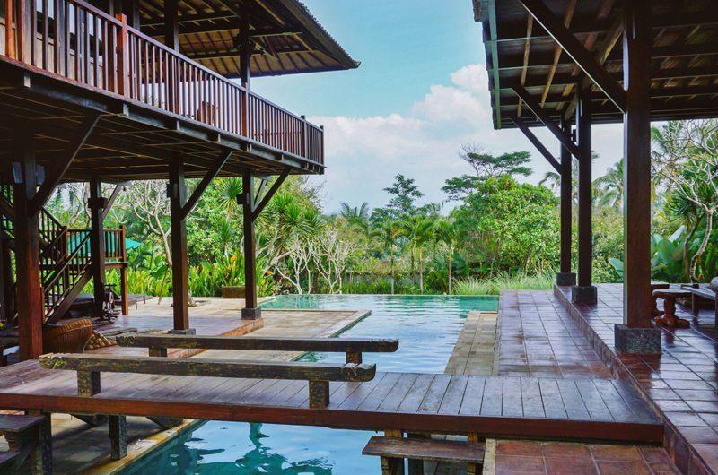 Atas Awan Villa Outdoor Seating Area | Ubud, Bali
