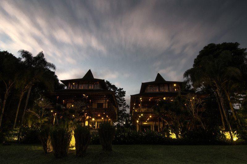 Atas Awan Villa Night View | Ubud, Bali
