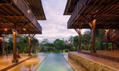 Atas Awan Villa Pool Side | Ubud, Bali