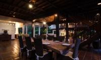 Atas Awan Villa Dining Area | Ubud, Bali